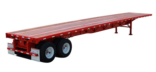 48 Foot Flatbed Trailer